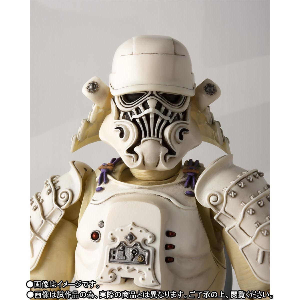 名将MOVIE REALIZATION『寒冷地足軽スノートルーパー』可動フィギュア-008