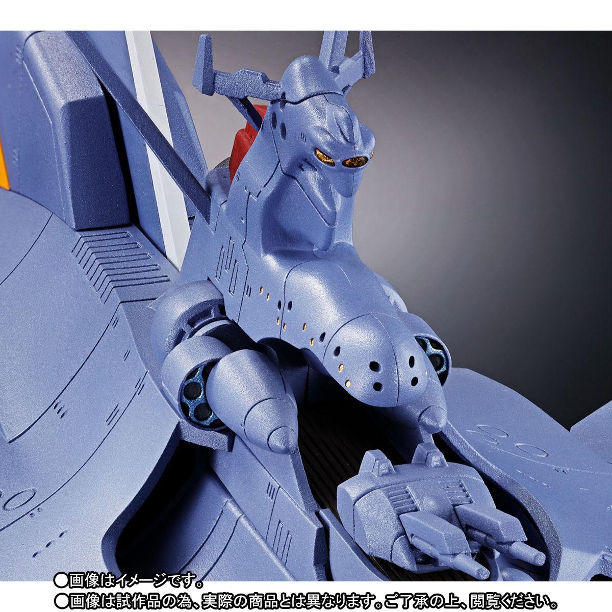 超合金魂 GX-80 万能戦艦 Ν-ノーチラス号(通常版)-010