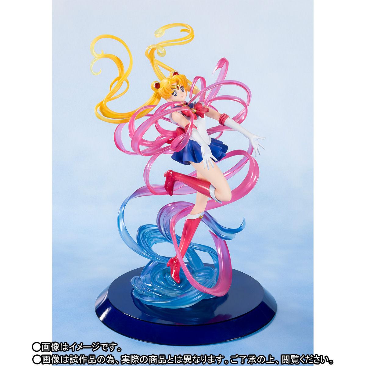 Figuarts Zero chouette『セーラームーン -Moon Crystal Power, Make Up-』完成品フィギュア-003