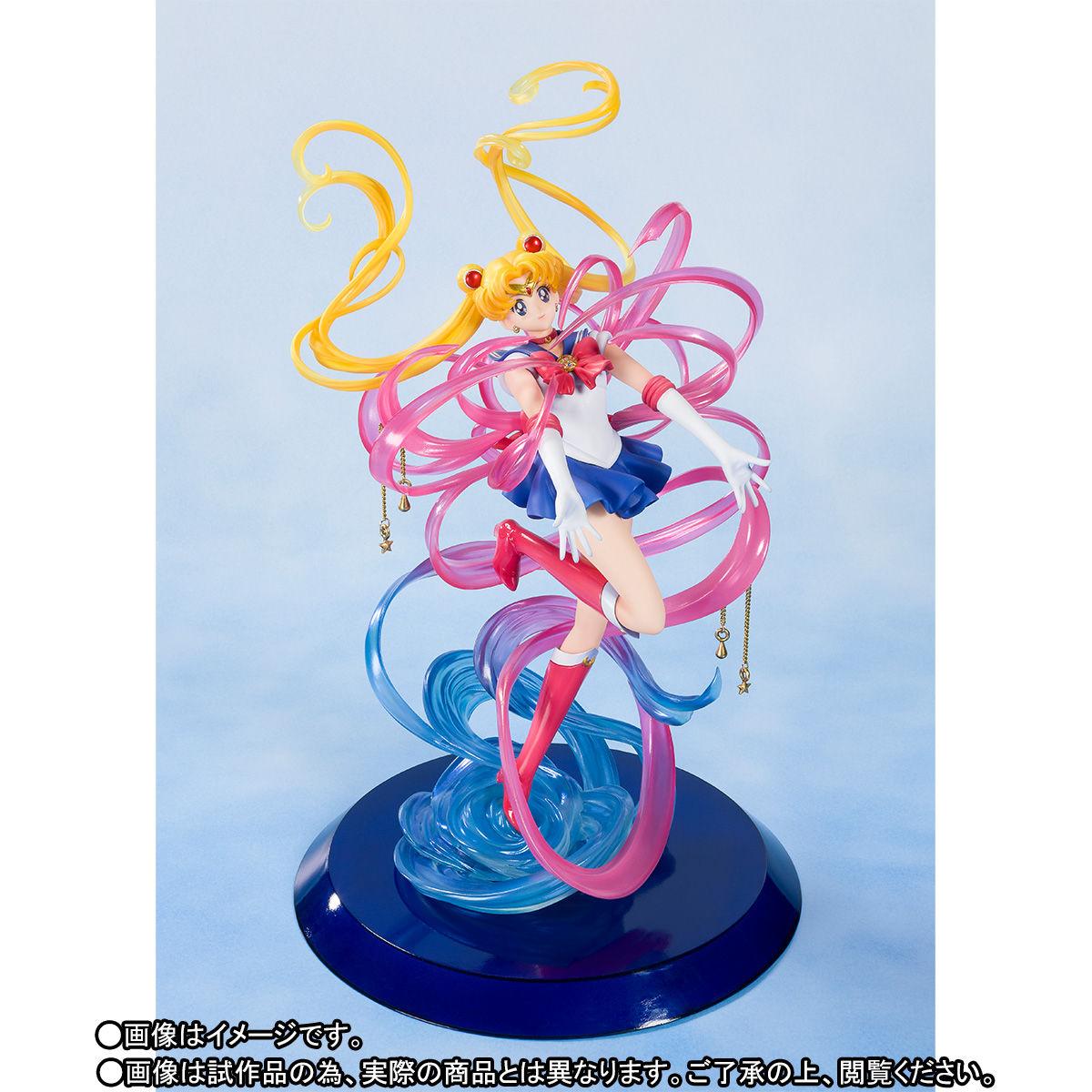 Figuarts Zero chouette『セーラームーン -Moon Crystal Power, Make Up-』完成品フィギュア-004