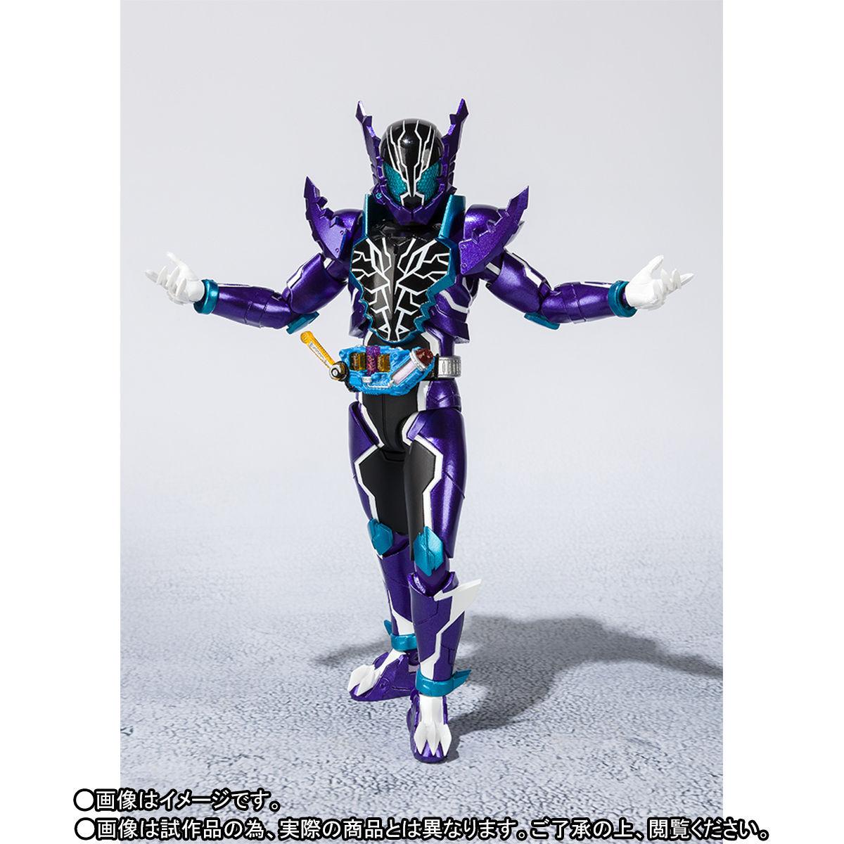 S.H.フィギュアーツ『仮面ライダーローグ』可動フィギュア-006