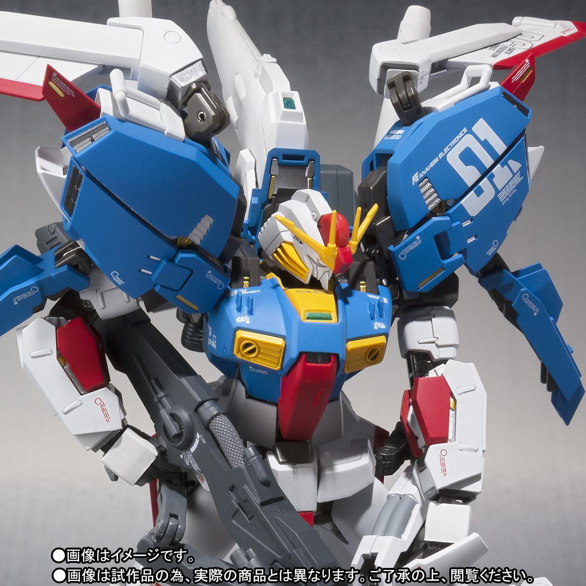 METAL ROBOT魂(Ka signature)〈SIDE MS〉『Sガンダム』可動フィギュア