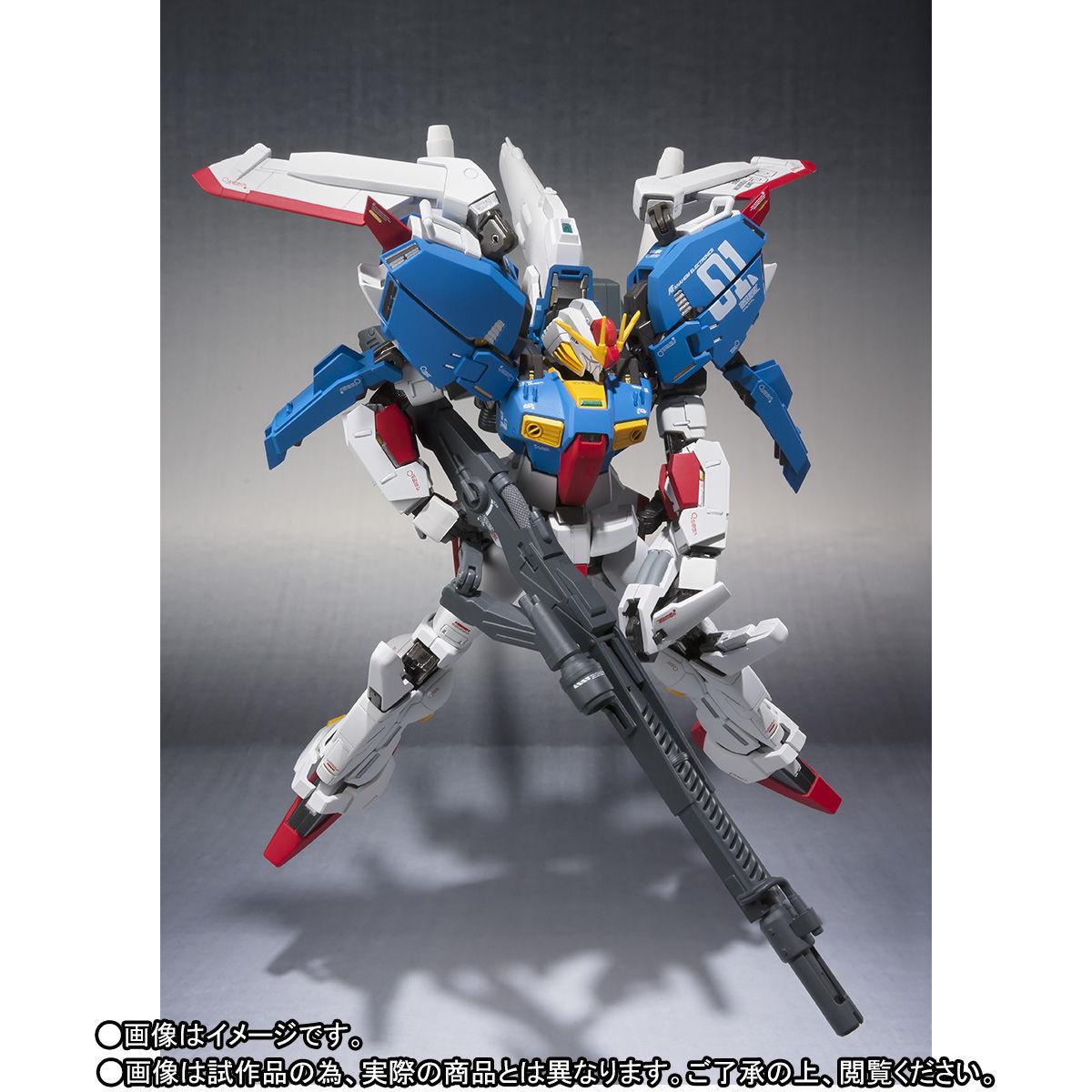METAL ROBOT魂(Ka signature)〈SIDE MS〉『Sガンダム』可動フィギュア-002