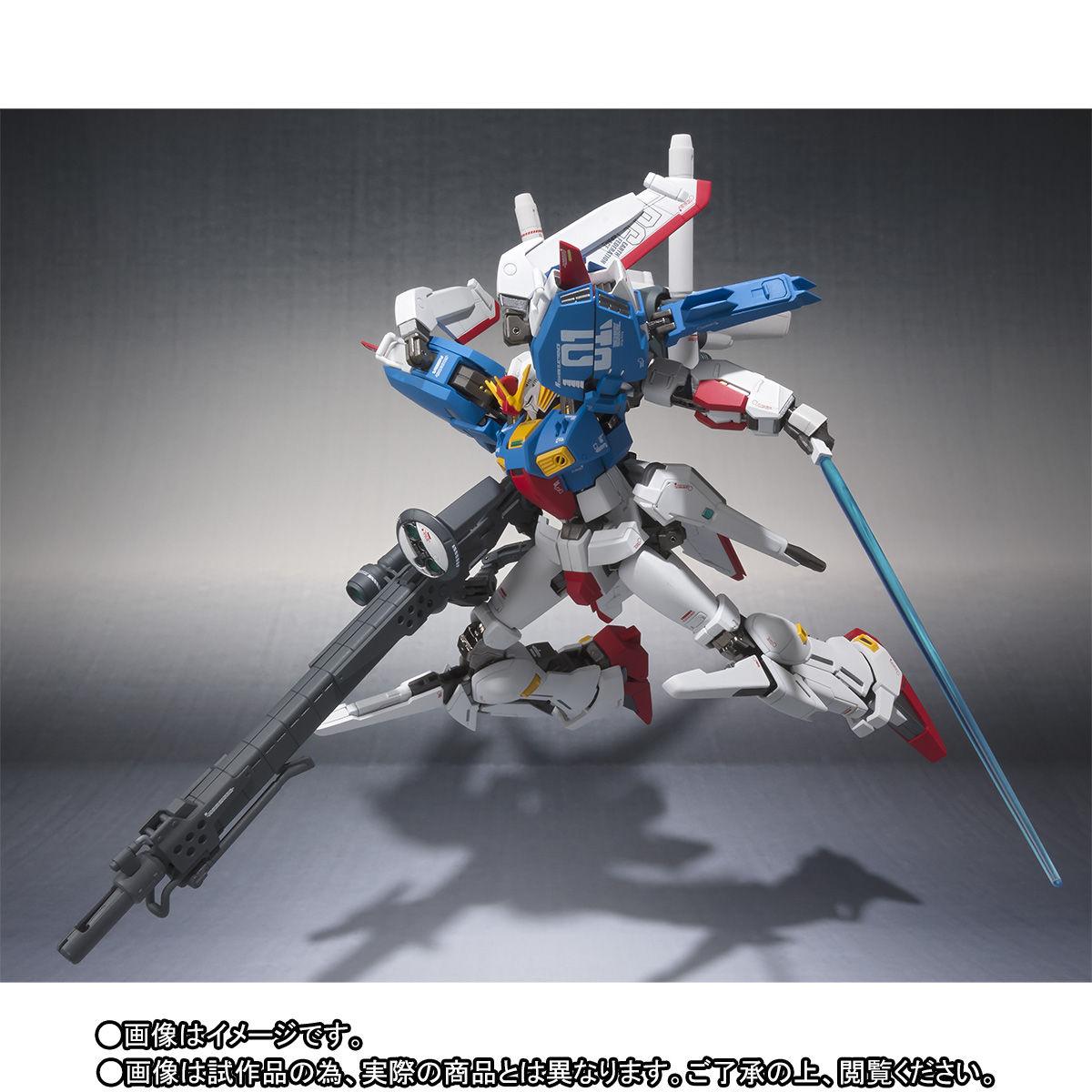 METAL ROBOT魂(Ka signature)〈SIDE MS〉『Sガンダム』可動フィギュア-003