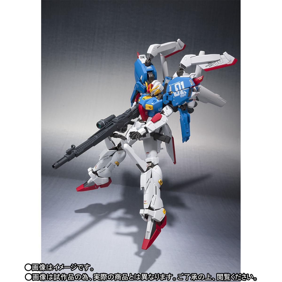 METAL ROBOT魂(Ka signature)〈SIDE MS〉『Sガンダム』可動フィギュア-004