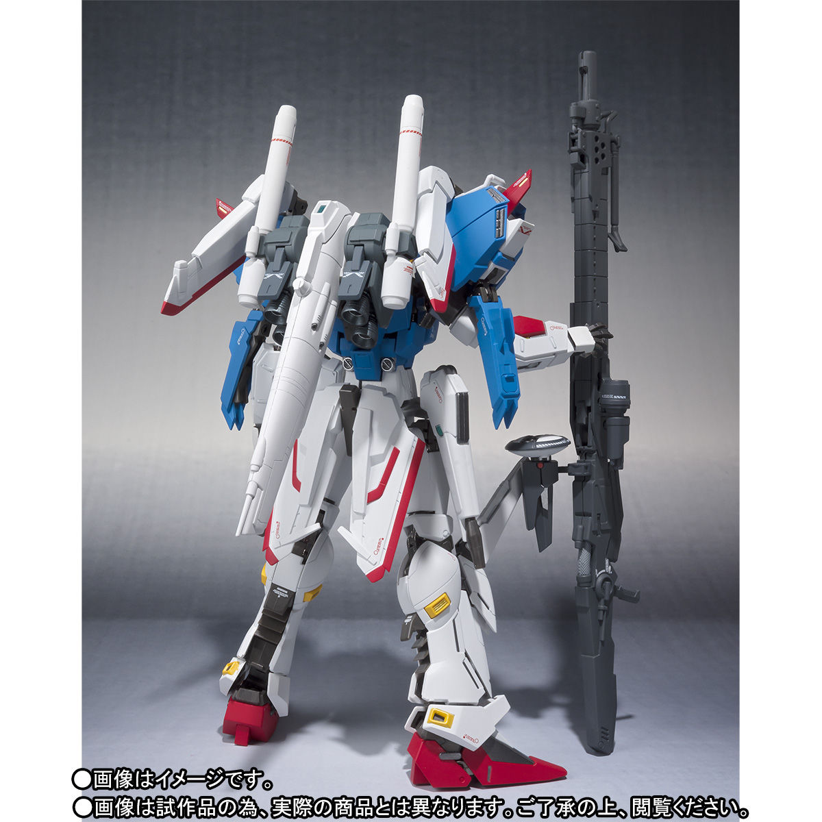 METAL ROBOT魂(Ka signature)〈SIDE MS〉『Sガンダム』可動フィギュア-006