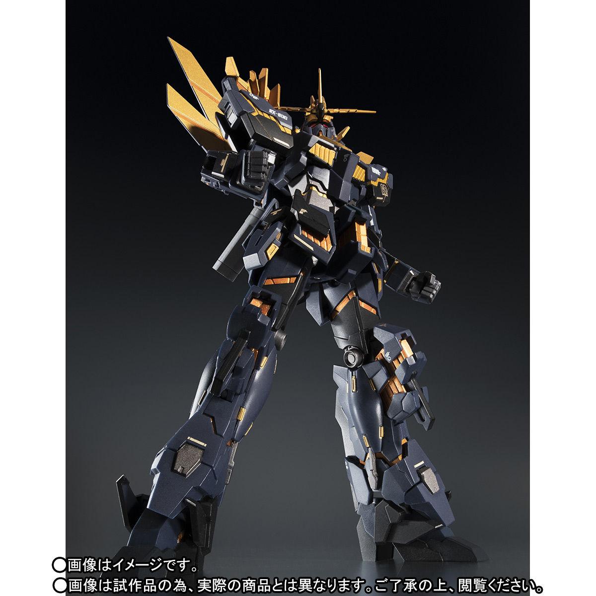 ROBOT魂〈SIDE MS〉『バンシィ・ノルン SPパック リアルマーキングVer.』可動フィギュア-003