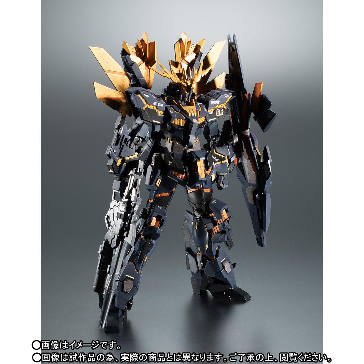 ROBOT魂〈SIDE MS〉『バンシィ・ノルン SPパック リアルマーキングVer.』可動フィギュア-005