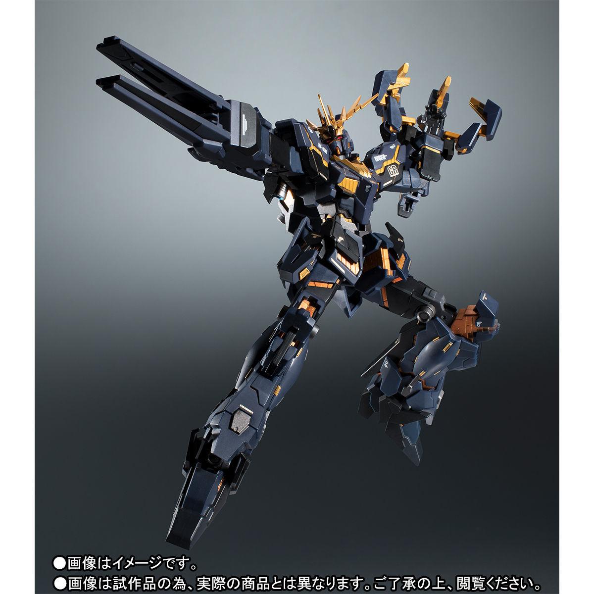 ROBOT魂〈SIDE MS〉『バンシィ・ノルン SPパック リアルマーキングVer.』可動フィギュア-009