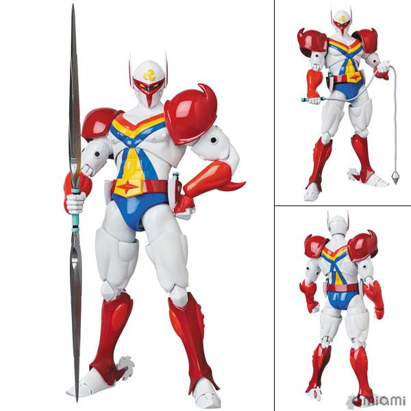 MEGA HERO「宇宙の騎士テッカマン テッカマン』1/12 可動フィギュア