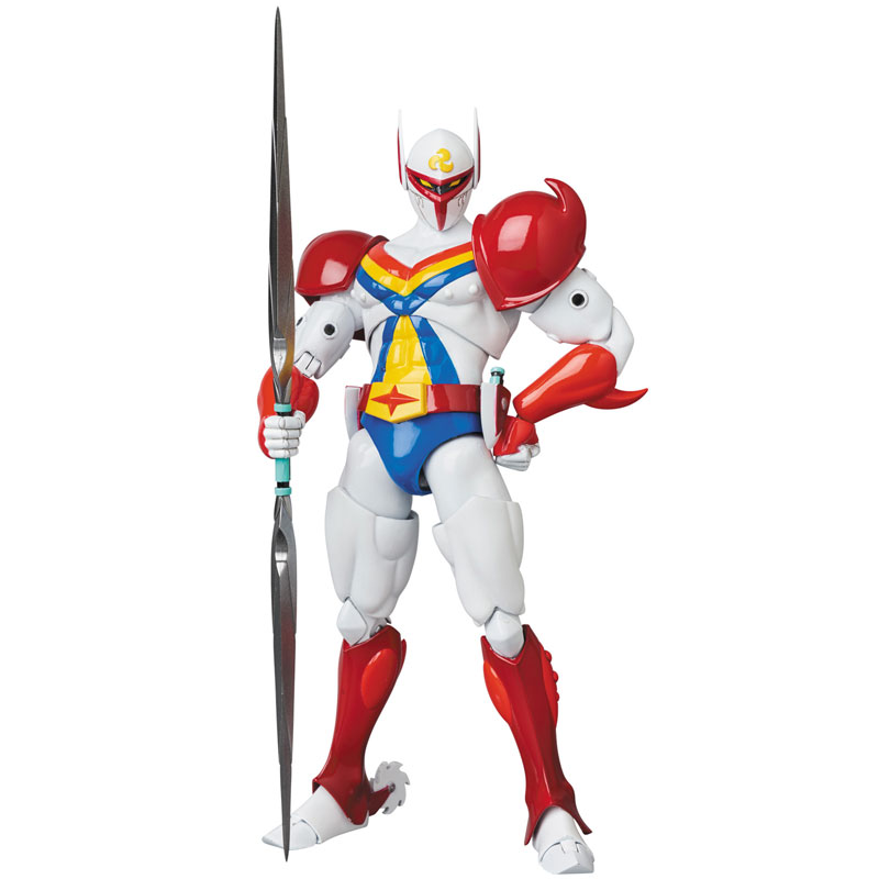 MEGA HERO「宇宙の騎士テッカマン|テッカマン』1/12 可動フィギュア-001