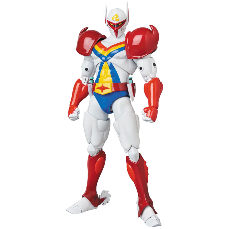 MEGA HERO「宇宙の騎士テッカマン|テッカマン』1/12 可動フィギュア-002