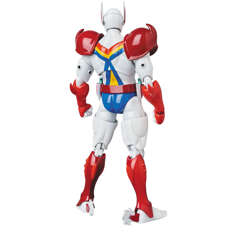 MEGA HERO「宇宙の騎士テッカマン|テッカマン』1/12 可動フィギュア-003