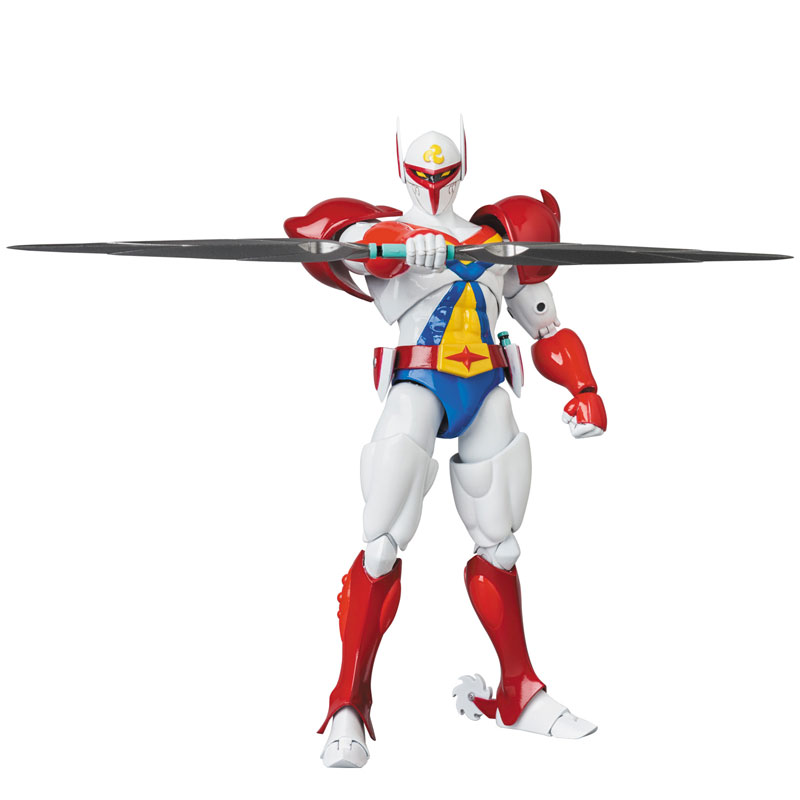 MEGA HERO「宇宙の騎士テッカマン|テッカマン』1/12 可動フィギュア-004