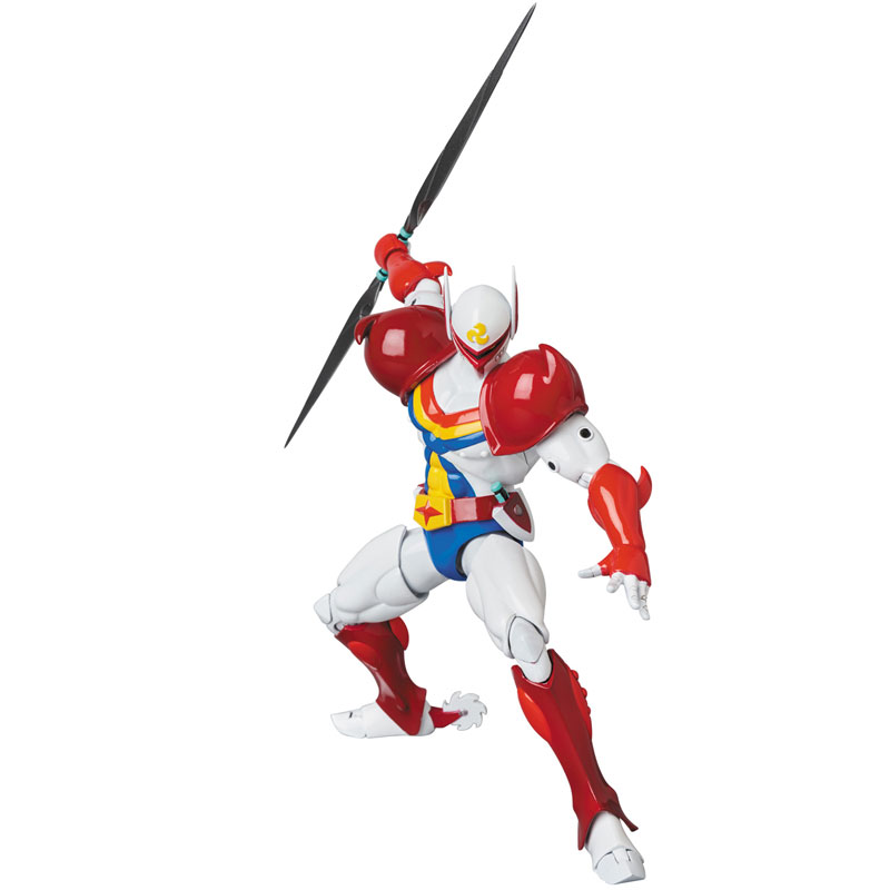 MEGA HERO「宇宙の騎士テッカマン|テッカマン』1/12 可動フィギュア-005