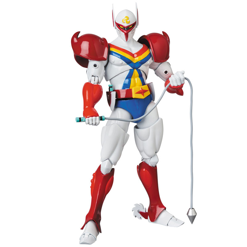 MEGA HERO「宇宙の騎士テッカマン|テッカマン』1/12 可動フィギュア-006