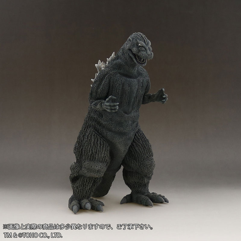 東宝大怪獣シリーズ『ゴジラ(1954)』完成品フィギュア-002