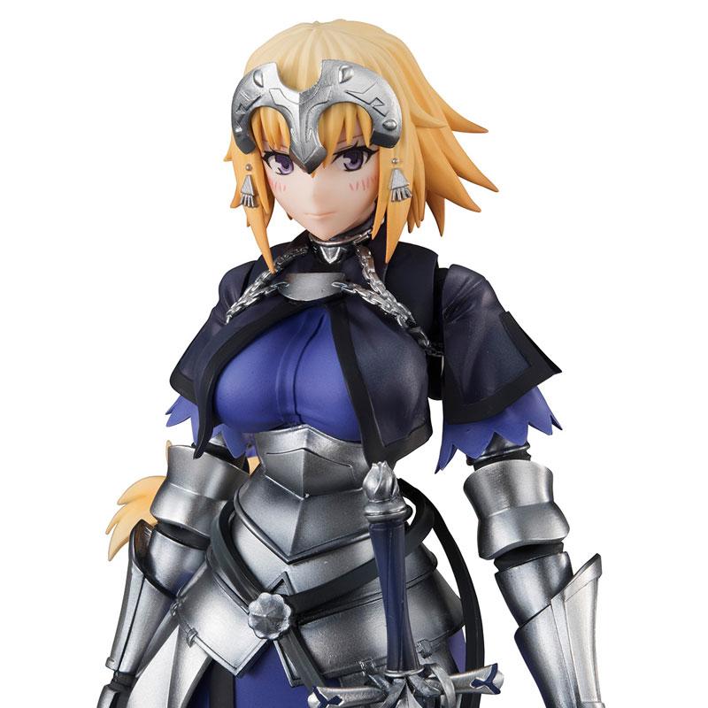 ヴァリアブルアクションヒーローズDX『Fate/Apocrypha|ルーラー』可動フィギュア-003