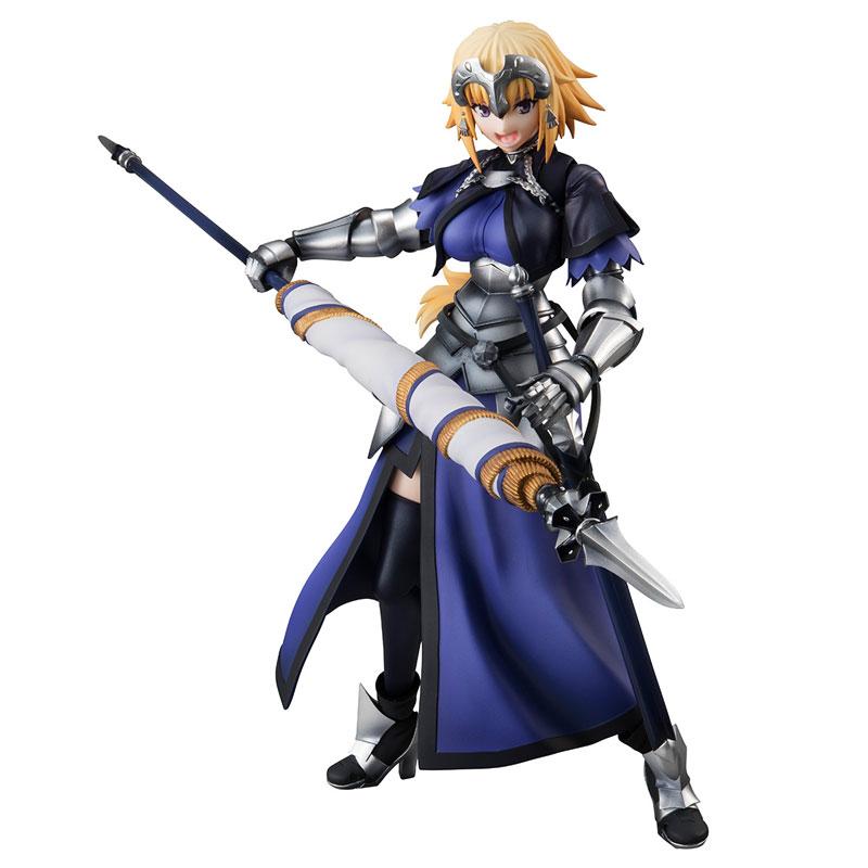ヴァリアブルアクションヒーローズDX『Fate/Apocrypha|ルーラー』可動フィギュア-009