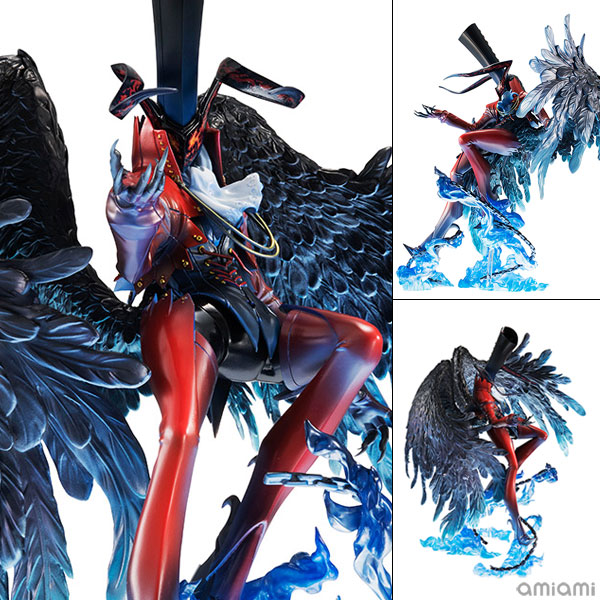 ゲームキャラクターズコレクションDX『ペルソナ5 アルセーヌ』完成品フィギュア
