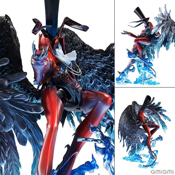 ゲームキャラクターズコレクションDX『ペルソナ5|アルセーヌ』完成品フィギュア