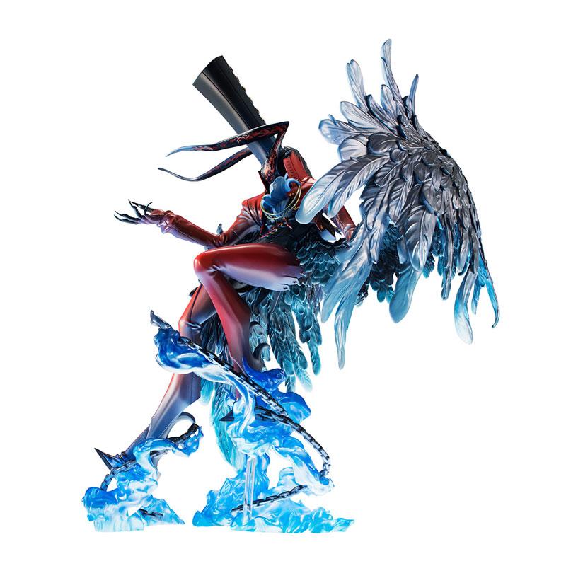 ゲームキャラクターズコレクションDX『ペルソナ5|アルセーヌ』完成品フィギュア-003