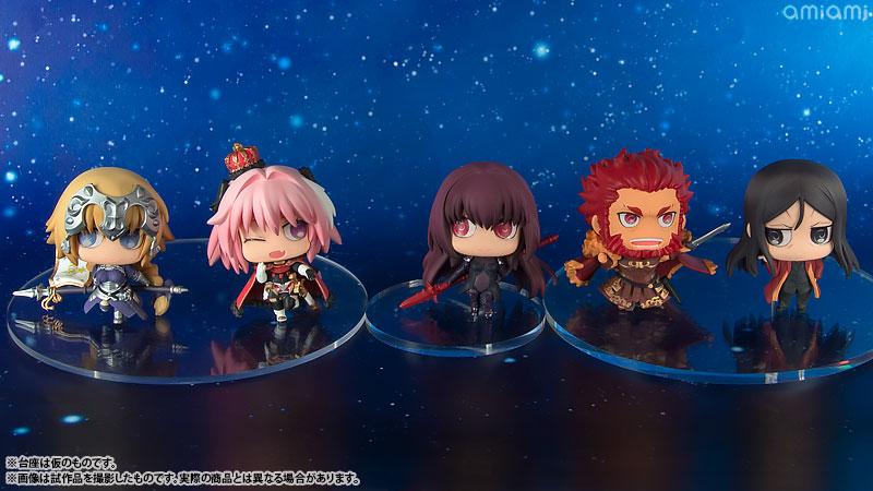 ぷちきゃら!『ちみメガ Fate/Grand Order 第2弾』6個入りBOX-016