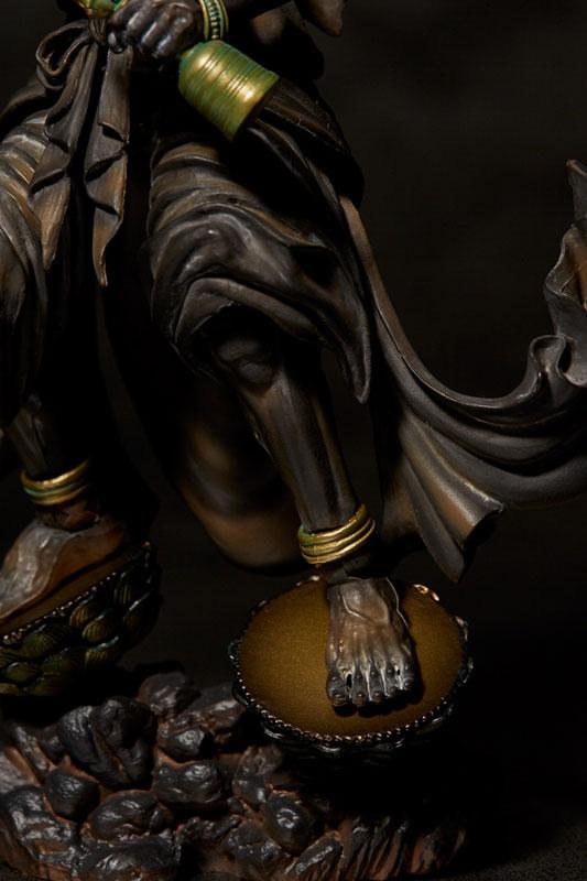 KT Project『KT-023  金剛夜叉明王 木彫|タケヤ式自在置物』可動フィギュア-015