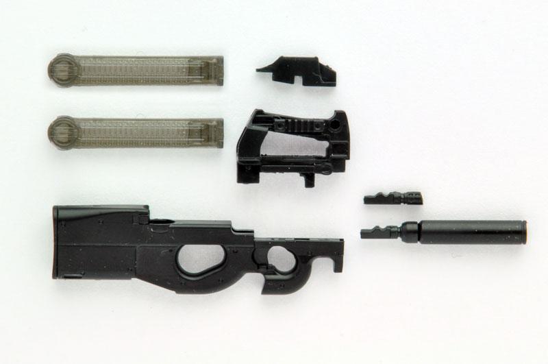 【再販】リトルアーモリー LA039『P90タイプ』1/12 プラモデル-003