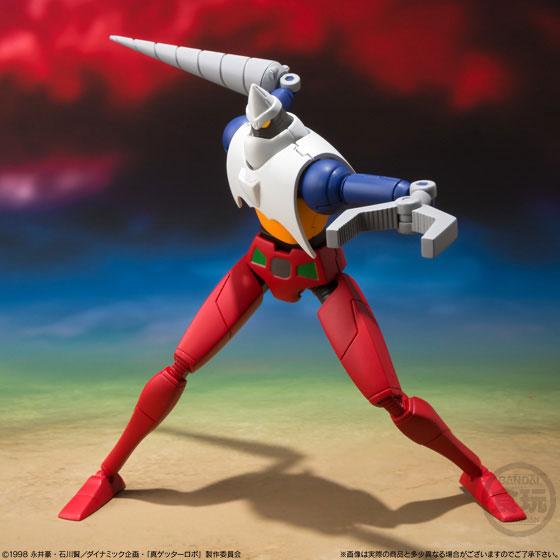 【食玩】スーパーミニプラ『真(チェンジ!!)ゲッターロボ Vol.1』3個入りBOX-003