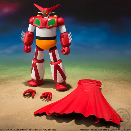 【食玩】スーパーミニプラ『真(チェンジ!!)ゲッターロボ Vol.1』3個入りBOX-005