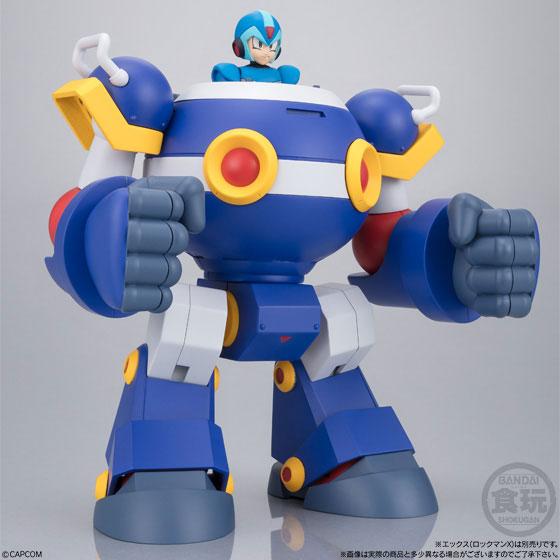 【食玩】スーパーミニプラ『ライドアーマー』2個入りBOX-001