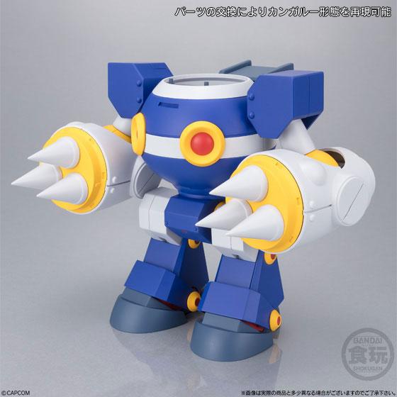 【食玩】スーパーミニプラ『ライドアーマー』2個入りBOX-002
