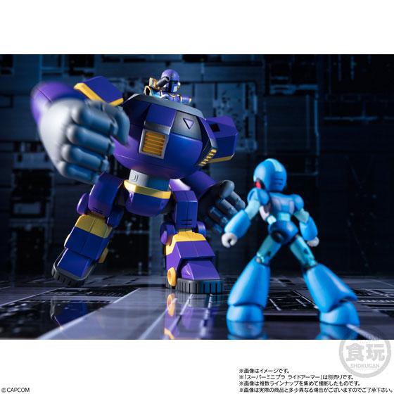 【食玩】66アクションダッシュ『ロックマン2』可動フィギュア 10個入りBOX-009