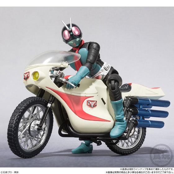 【食玩】SHODO-X『仮面ライダー1』10個入りBOX-006