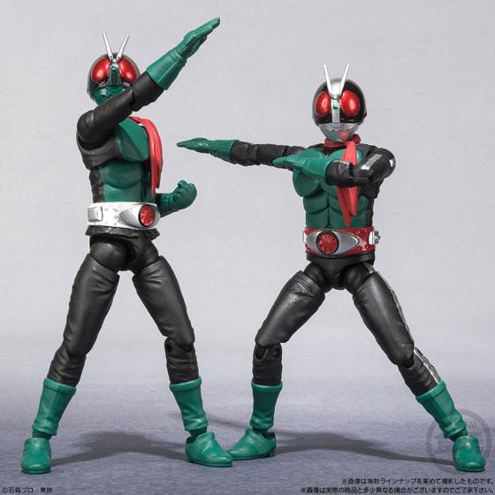 【食玩】SHODO-X『仮面ライダー1』10個入りBOX-007