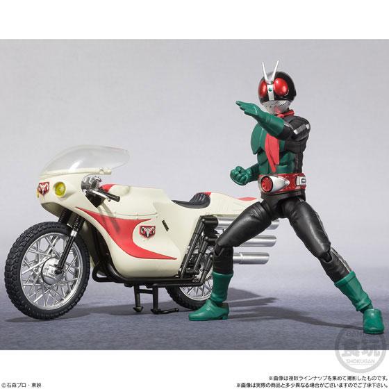 【食玩】SHODO-X『仮面ライダー1』10個入りBOX-008
