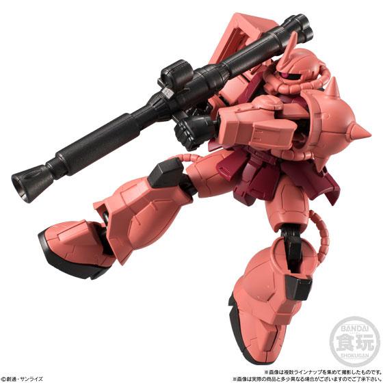 【食玩】機動戦士ガンダム『Gフレーム03』可動フィギュア 10個入りBOX-005