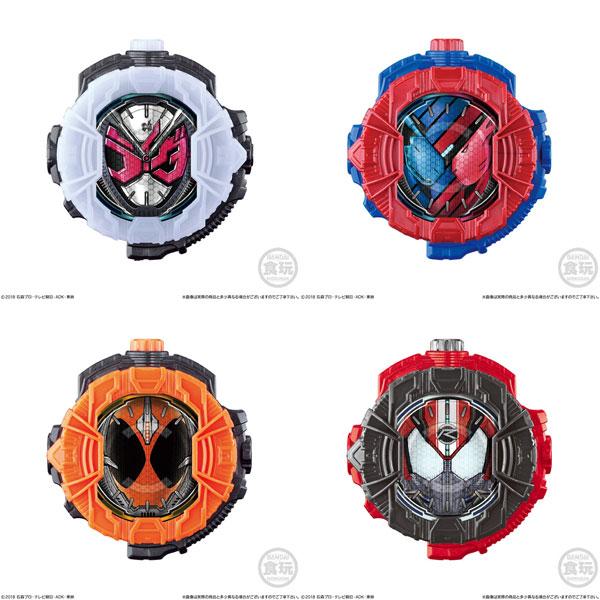 【食玩】仮面ライダー サウンドライドウォッチシリーズ『SGライドウォッチ01』10個入りBOX