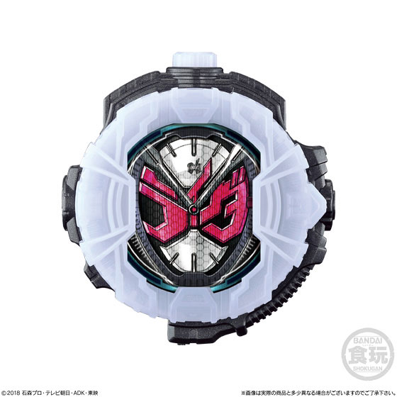 【食玩】仮面ライダー サウンドライドウォッチシリーズ『SGライドウォッチ01』10個入りBOX-002