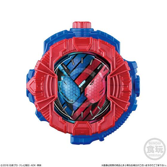 【食玩】仮面ライダー サウンドライドウォッチシリーズ『SGライドウォッチ01』10個入りBOX-003