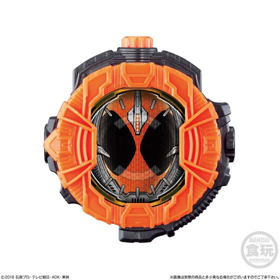 【食玩】仮面ライダー サウンドライドウォッチシリーズ『SGライドウォッチ01』10個入りBOX-004