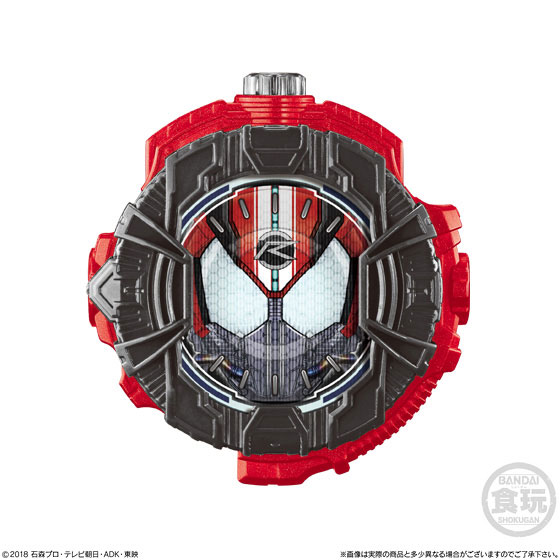 【食玩】仮面ライダー サウンドライドウォッチシリーズ『SGライドウォッチ01』10個入りBOX-005