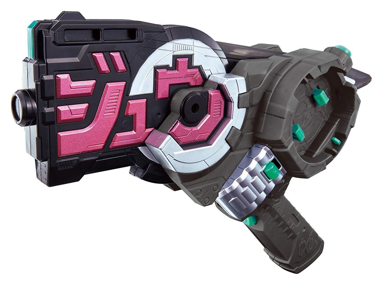仮面ライダージオウ『字換銃剣DXジカンギレード』変身なりきり-002