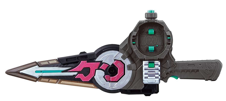 仮面ライダージオウ『字換銃剣DXジカンギレード』変身なりきり-003