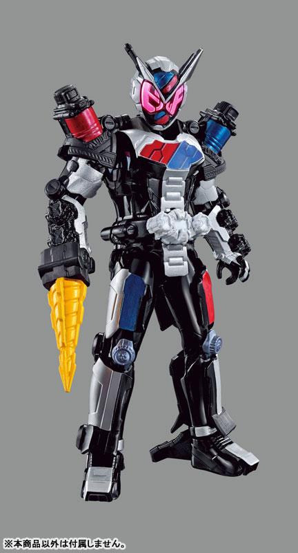 RKFライダーアーマーシリーズ『ビルドアーマー』可動フィギュア-010