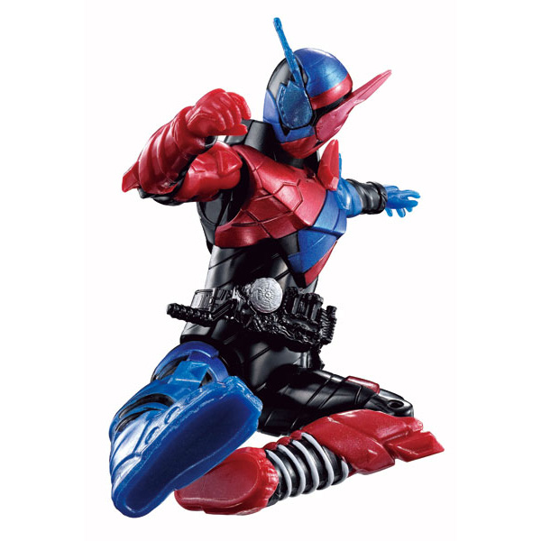 仮面ライダービルド RKFレジェンドライダーシリーズ『仮面ライダービルド ラビットタンクフォーム』可動フィギュア