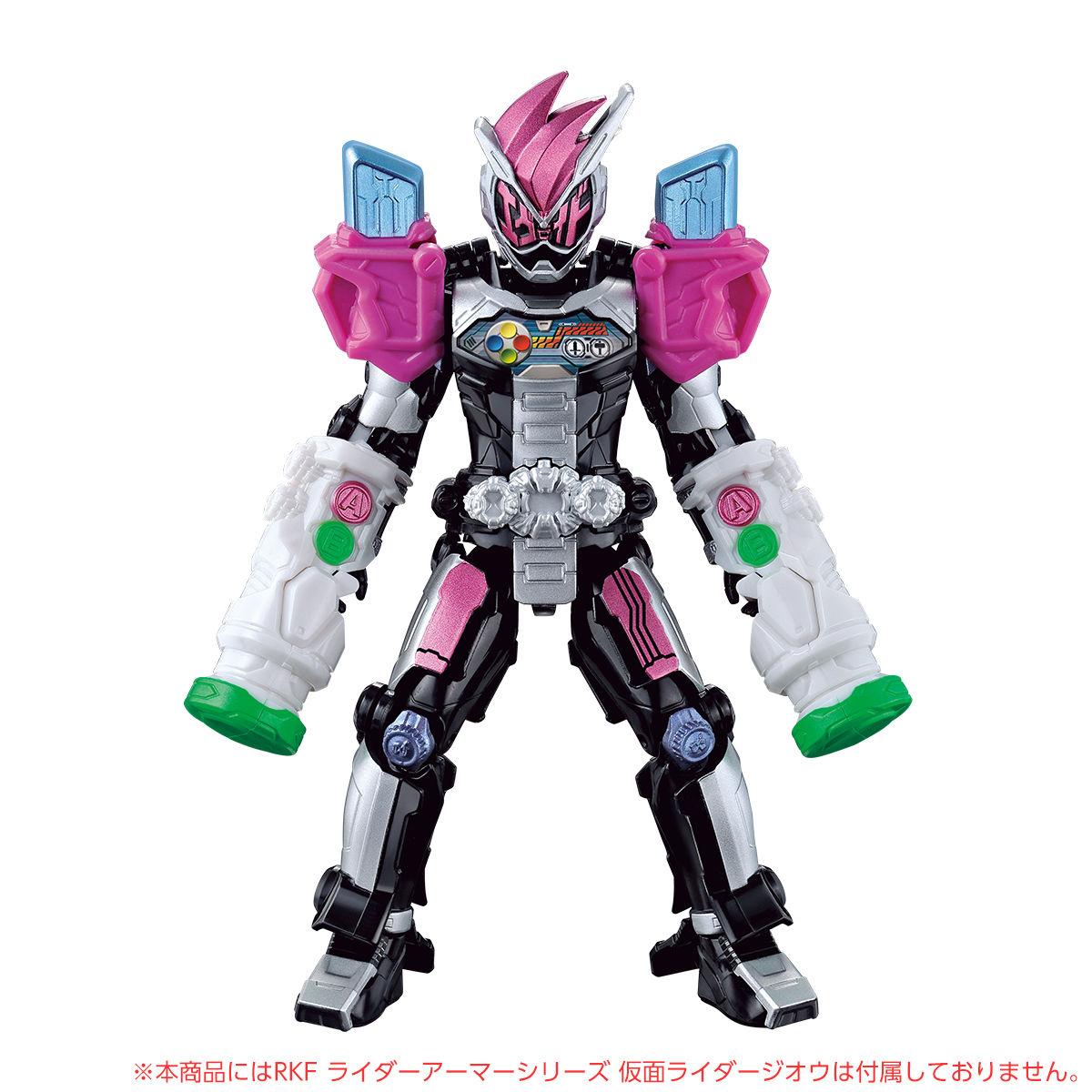 RKFライダーアーマーシリーズ『エグゼイドアーマー』可動フィギュア-004