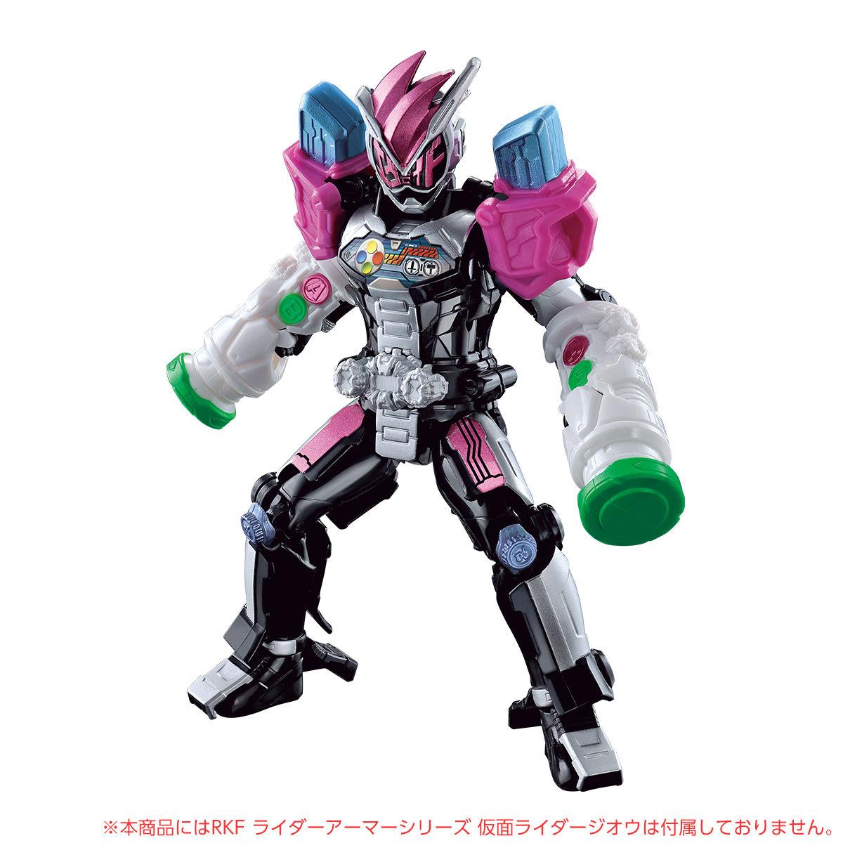 RKFライダーアーマーシリーズ『エグゼイドアーマー』可動フィギュア-006