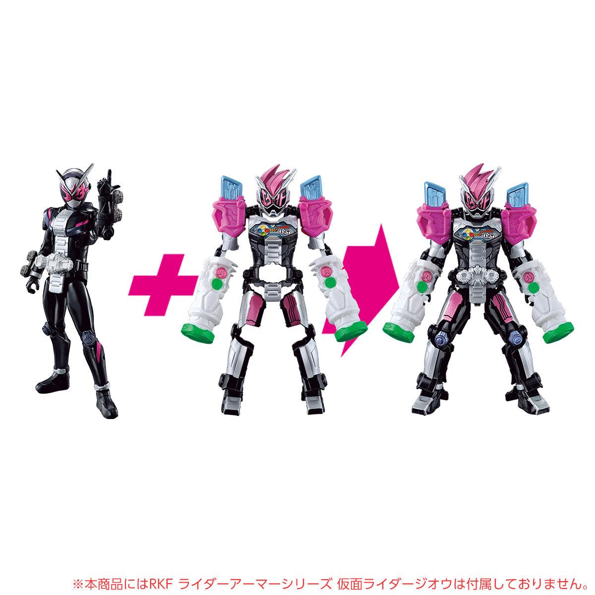 RKFライダーアーマーシリーズ『エグゼイドアーマー』可動フィギュア-009